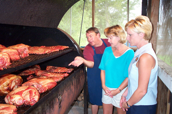 Farms Boys Barbeque in Chapin
