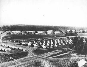 Camp Jackson during  World War I