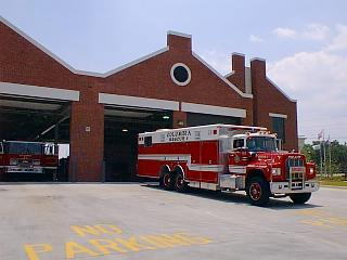 Columbia's New Full Rescue Truck