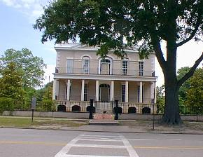 Hampton-Preston Mansion - built 1818