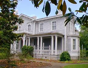 Woodrow Wilson Home - built 1872