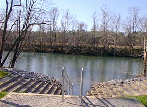 Saluda River Canoe Launch