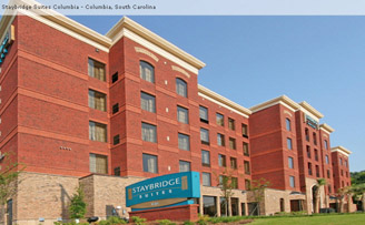 Mel's Preferred Columbia  Hotel - Staybridge Suites Downtown
